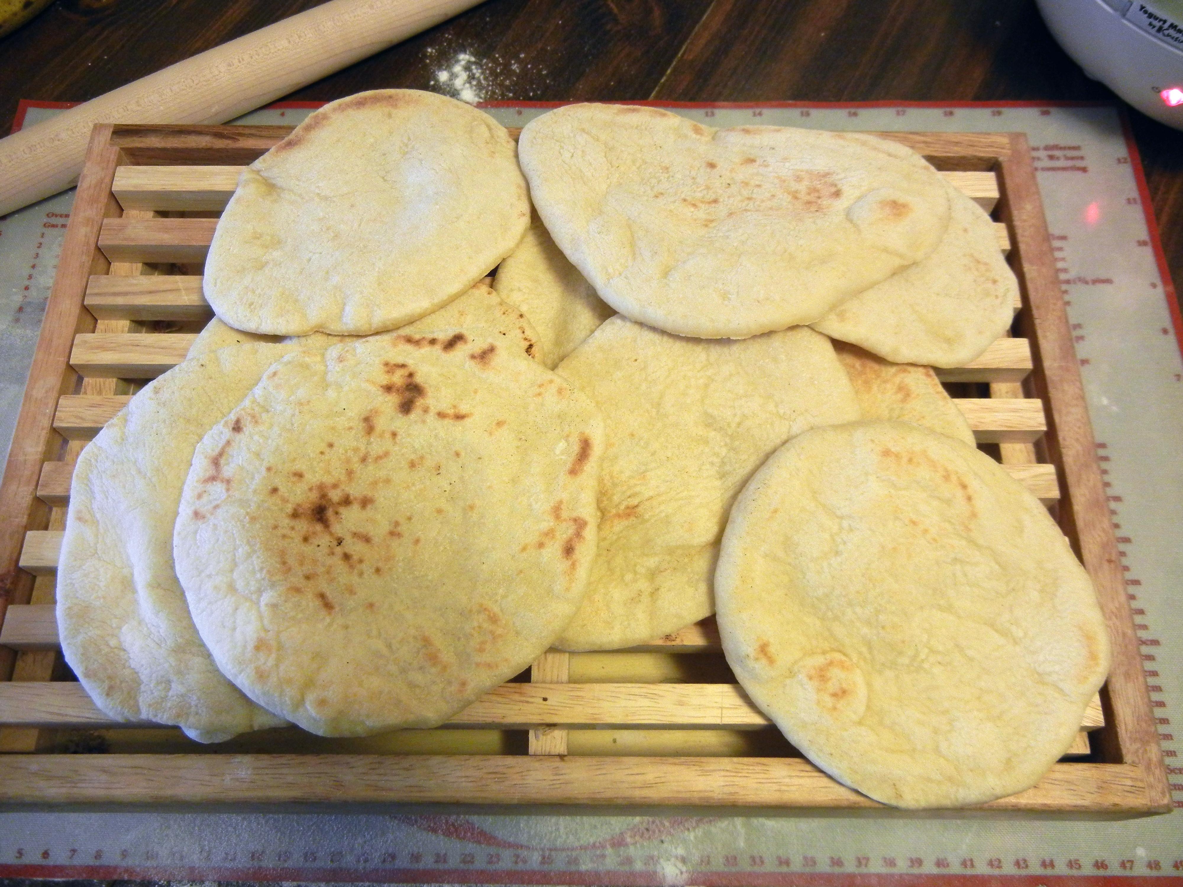 Pita Bread | Bakers & Best