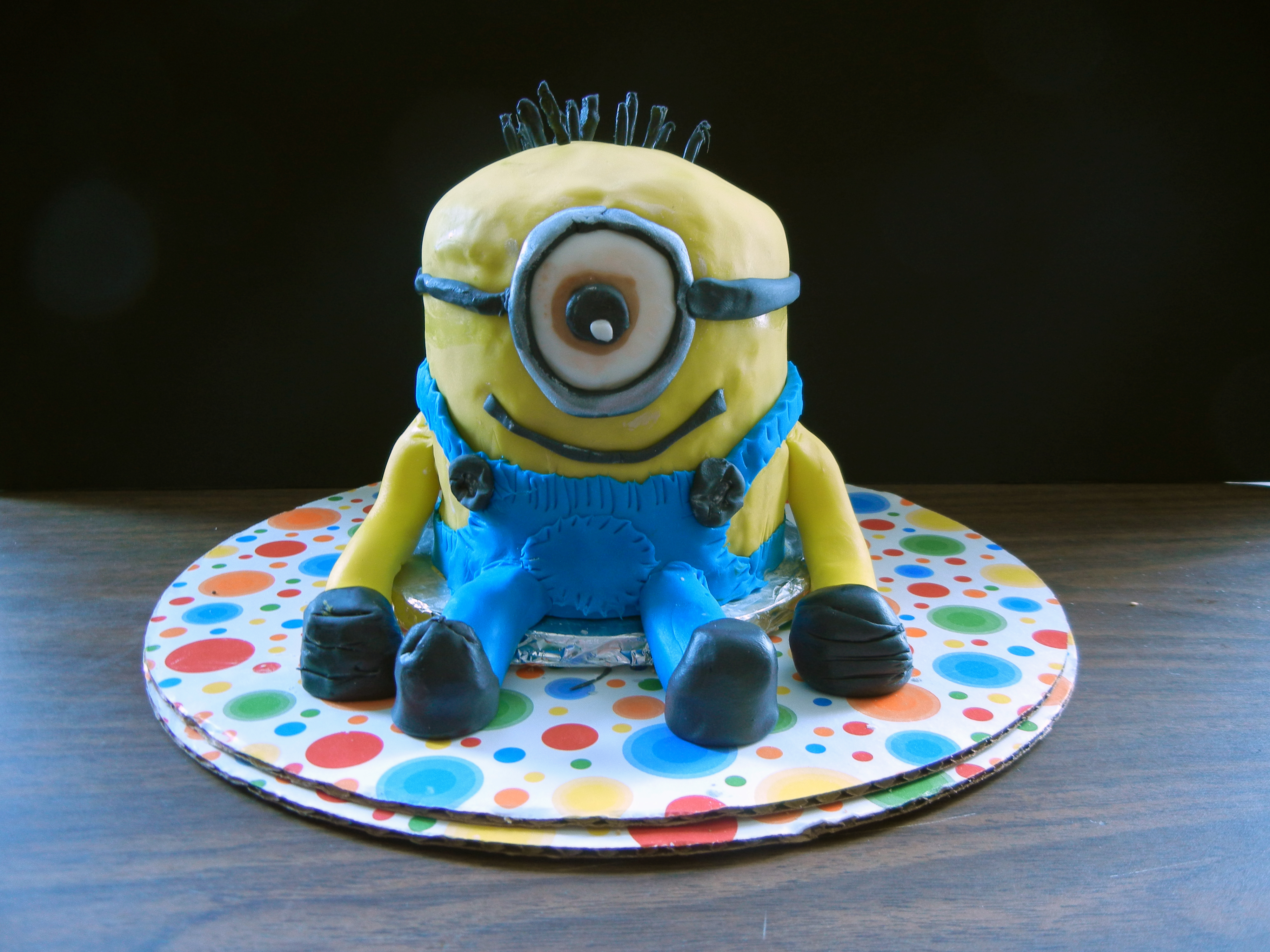 Despicable Me Minion Cake Bakers and Best